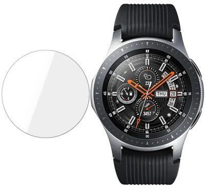 3MK Szkło hybrydowe 3MK do Galaxy Watch 46 mm