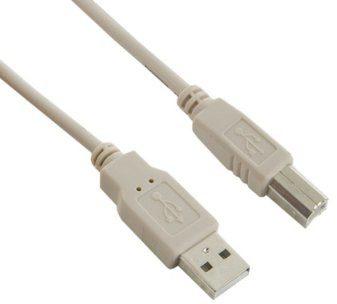 4World Kabel USB typu a-b m/m3 m black retail 4679, 04679