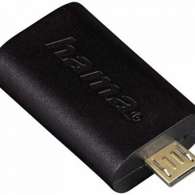 A+ ADAPTER USB MICRO B WT USB A GN