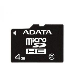 A-Data Micro SDHC Class 4 4GB (AUSDH4GCL4-RA1)