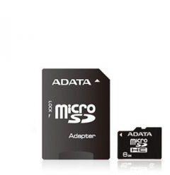 A-Data Micro SDHC Class 4 8GB (AUSDH8GCL4-RA1)