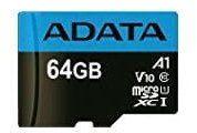 A-Data microSD Premier 64GB (AUSDX64GUICL10A1-RA1)