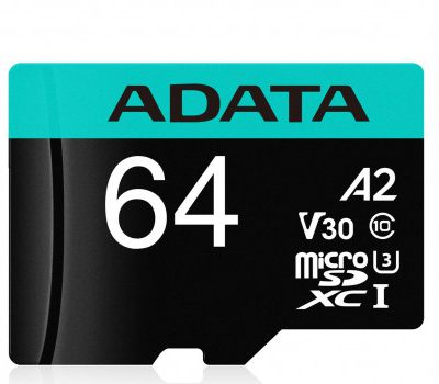 A-Data Premier Pro 64GB (AUSDX64GUI3V30SA2-RA1)