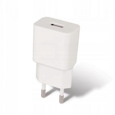 A Plus Ładowarka sieciowa Maxlife MXTC-01 Usb 1A biała