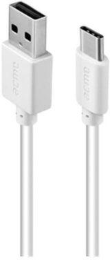 ACME EUROPE Kabel USB 2.0 Acme CB1041W A/M - C/M, 1m, biały 504429