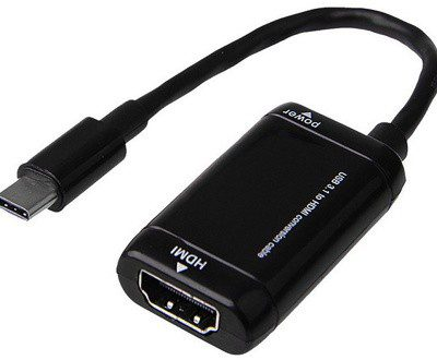 . Adapter USB 31 typ C do HDMI konwerter M555007 F157-53321_20181029152927