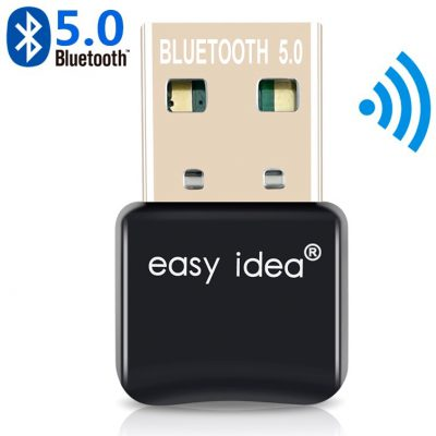 Adapter USB Bluetooth 5.0 wtyczka Bluetooth 5.0 nadajnik odbiornik Bluetooth Mini Audio przejściówka