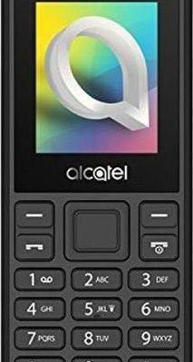 Alcatel 1066D Czarny