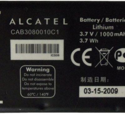 Alcatel Nowa Oryg Bateria CAB3080010C1 OT-I650 Fv
