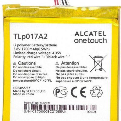 Alcatel TLp017A2