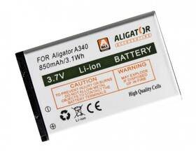 Aligator Bateria A340/A310/A311/A320/V600 Li-Ion 850 mAh A3400BAL)