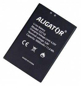 Aligator Bateria S5710 Duo Li-Ion 3000mAh AS5710BAL)