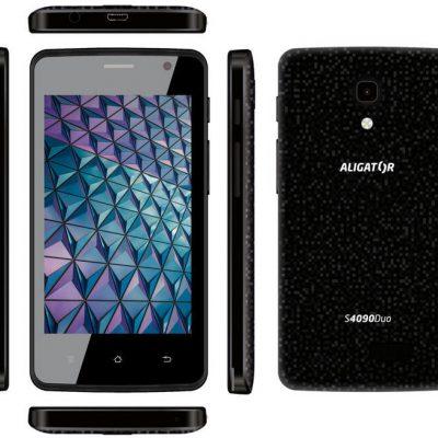 Aligator S4090 8GB Dual Sim Czarny