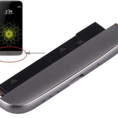 alsatek Alsatek moduł ładowania/mikrofon/dzwonek głośnikowy do LG G5, szary ALS71624