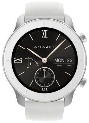 AMAZFIT GTR 42mm Biały/Aluminiowy