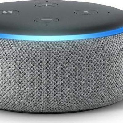Amazon Echo Dot 3 gen. Szary