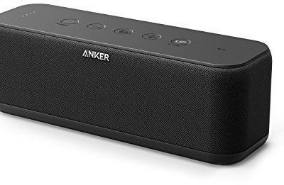 ANKER Anker SoundCore Boost czarny (A3145011)