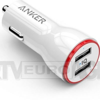 Anker PowerDrive 2 biały A2310G21