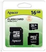 Apacer HC Class 4 16GB (AP16GMCSH4-R)