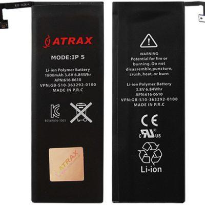 Apple Bateria Duża Pojemność 1800MAH Do Iphone 5