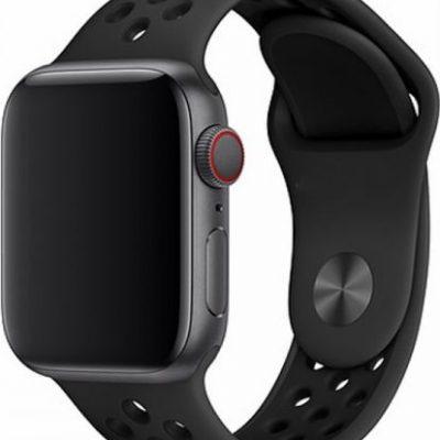 Apple Devia Devia pasek Deluxe Sport2 do Watch 44mm 42mm black 71370