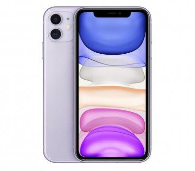 Apple iPhone 11 128GB Fioletowy (MWM52PM/A)