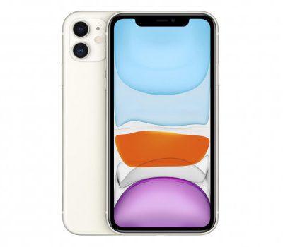 Apple iPhone 11 64GB Biały (MWLU2PM/A)