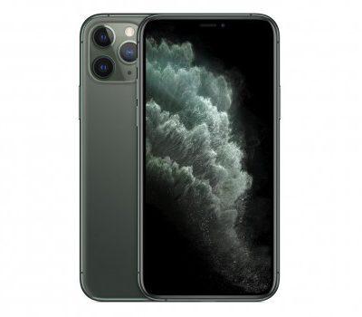Apple iPhone 11 Pro 512GB Midnight Green (MWCG2PM/A)