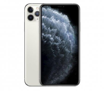 Apple iPhone 11 Pro 64GB Srebrny (MWC32PM/A)