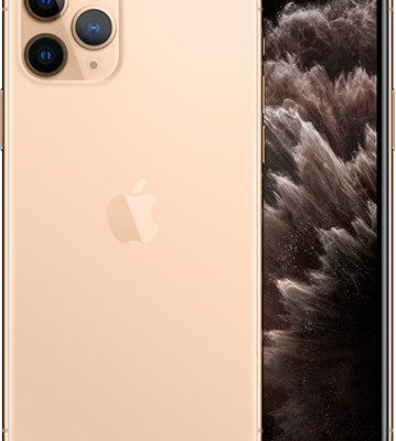 Apple iPhone 11 Pro 64GB Złoty (MWC52PM/A)
