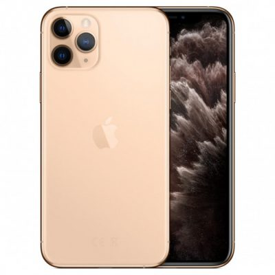 Apple iPhone 11 Pro Max 64GB Złoty (MWHG2PM/A)