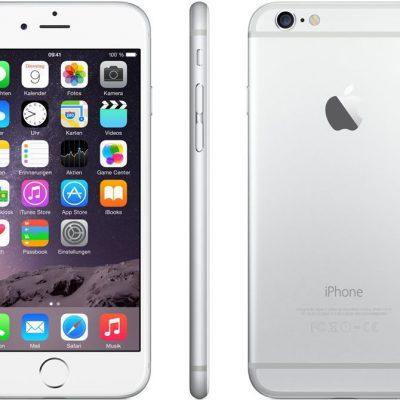 Apple iPhone 6 64GB srebrny (MG4H2ZD/A)