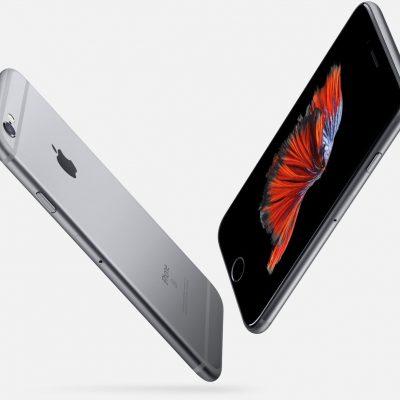 Apple iPhone 6s 16GB gwiezdna szarość (MKQJ2PM/A)