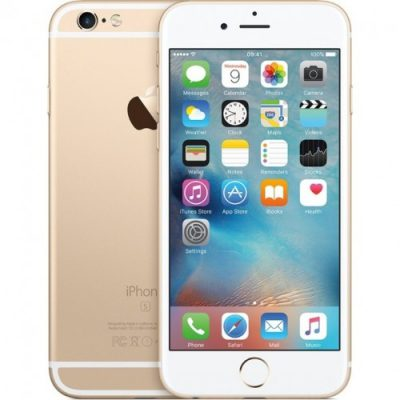 Apple iPhone 6s 16GB złoty (MKQL2ZD/A)