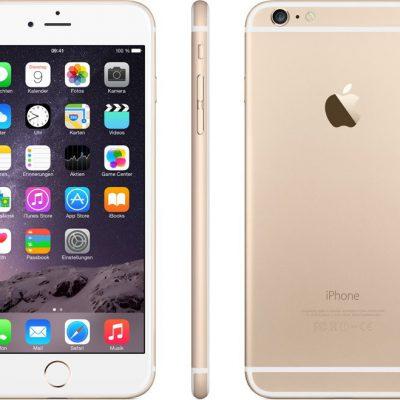 Apple iPhone 6s Plus 32GB złoty (MN2X2PM/A)