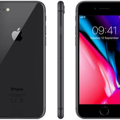 Apple iPhone 8 64GB Gwiezdna szarość (MQ6G2PM/A)