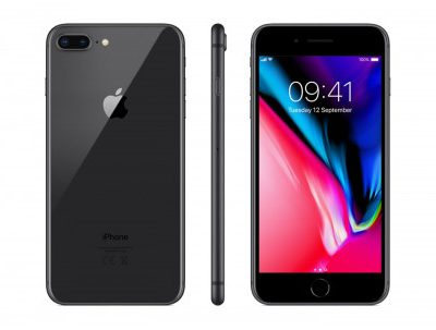 Apple iPhone 8 Plus 128GB Gwiezdna szarość (MX242PM/A)
