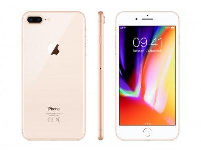 Apple iPhone 8 Plus 128GB Złoty (MX262PM/A)