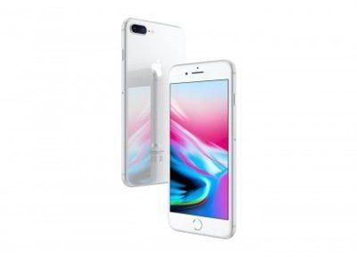Apple iPhone 8 Plus 64GB Srebrny (MQ8M2PM/A)