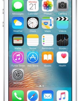 Apple iPhone SE 128GB Srebrny (MP872LP/A)