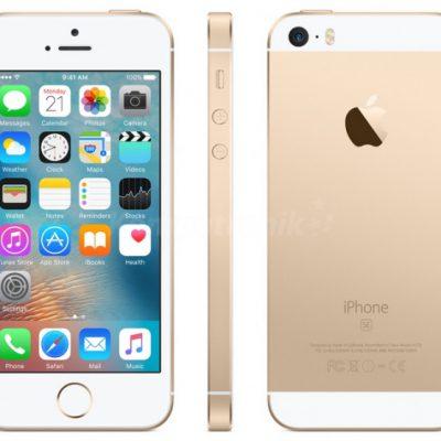 Apple iPhone SE 32GB Złoty (MP842LP/A)