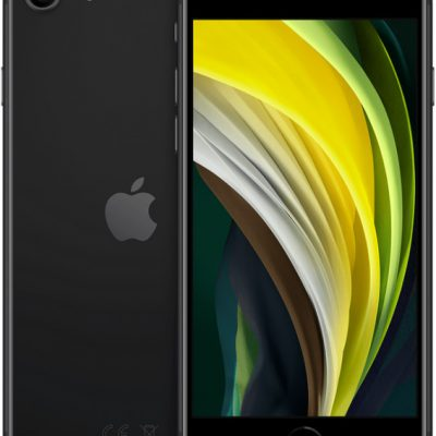 Apple iPhone SE 64GB Czarny (MX9R2PM/A)