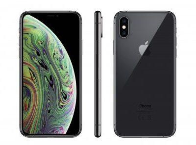Apple iPhone Xs 256GB Gwiezdna szarość (MT9H2PM/A)