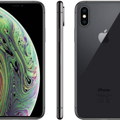 Apple iPhone Xs 512GB Gwiezdna szarość (MT9L2PM/A)
