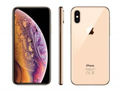 Apple iPhone Xs 512GB Złoty (MT9N2PM/A)