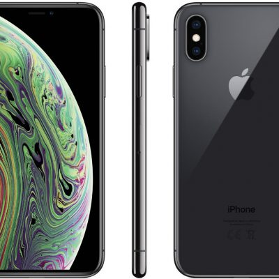 Apple iPhone Xs 64GB Gwiezdna szarość (MT9E2PM/A)
