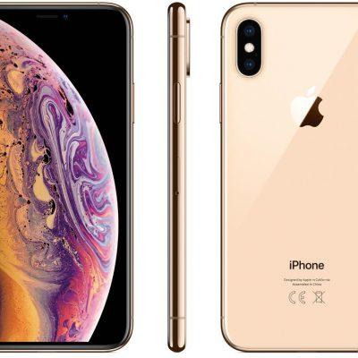 Apple iPhone Xs 64GB Złoty (MT9G2PM/A)