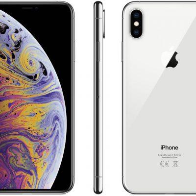 Apple iPhone Xs Max 512GB Srebrny (MT542PM/A)