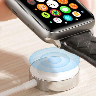 Apple Joyroom Ładowarka indukcyjna Qi Joyroom S-IW001 magnetyczna do Watch 9279X0