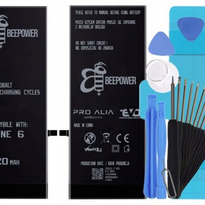 Apple Kobaltowa Bateria Do Iphone 6 2320mAh